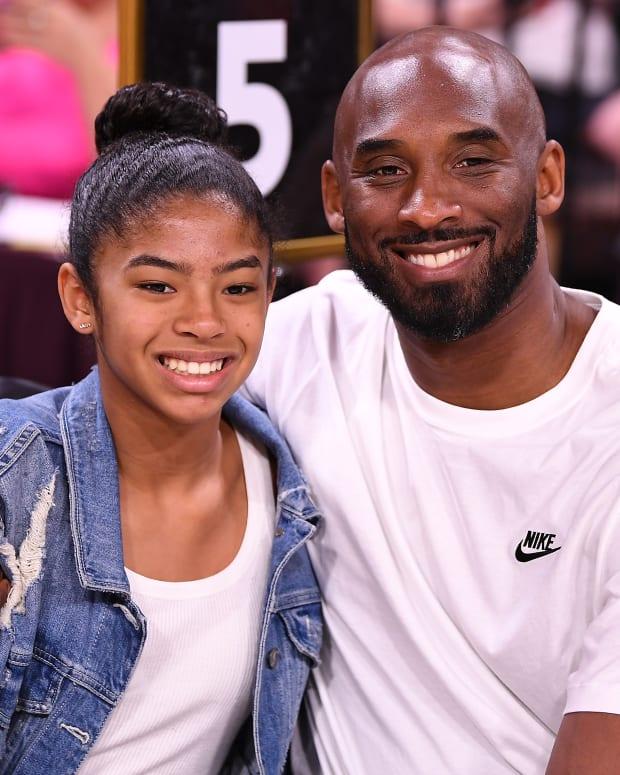 Kobe Bryant Gianna Lead