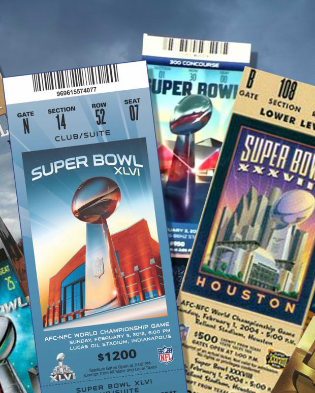 Super Bowl Tickets Lead