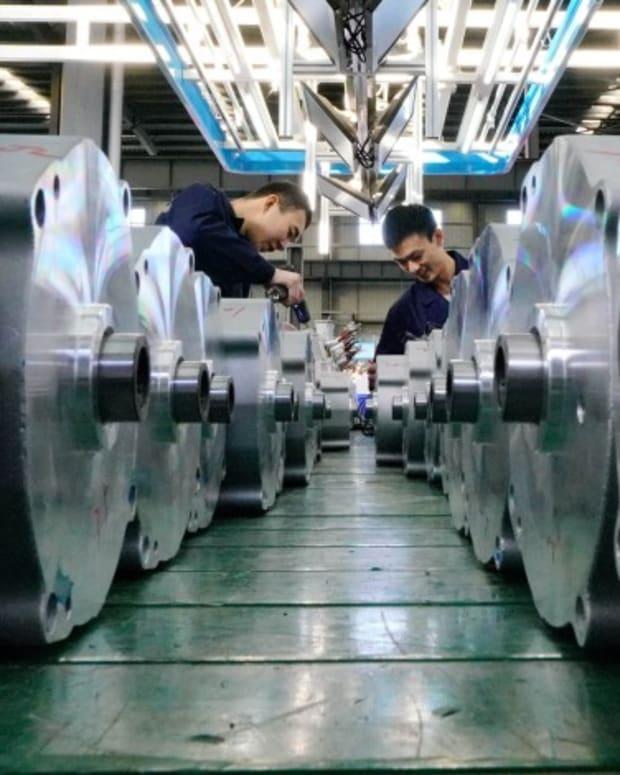 China Manufacturing Outlook Worsened In January, Even Before Coronavirus Outbreak