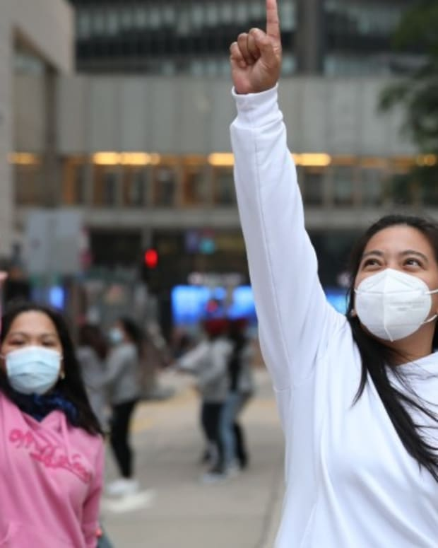 Coronavirus: Hundreds Of Domestic Helpers Unable To Fly To Hong Kong After Travel Ban By Philippines, Agencies Say