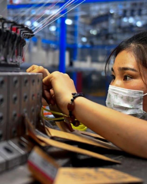Coronavirus Hitting China's Manufacturing Sector Worse Than Sars As Covid-19 Slows Production