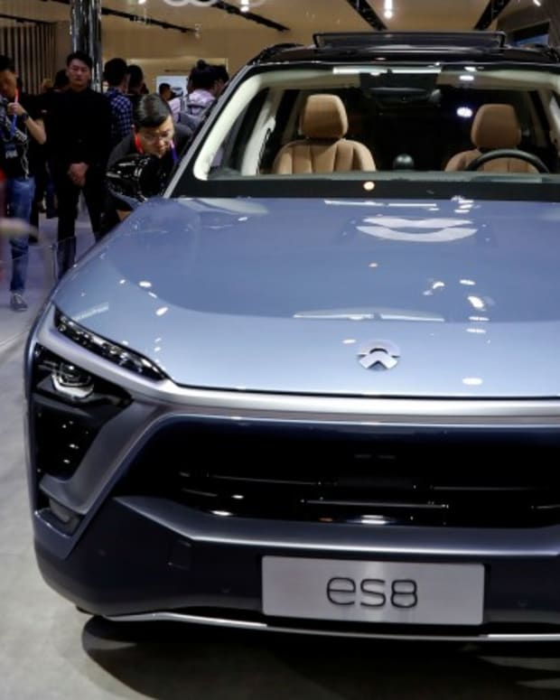 Cash-strapped Tesla Challenger NIO Signs Preliminary Deal For US$1.4 Billion Funding