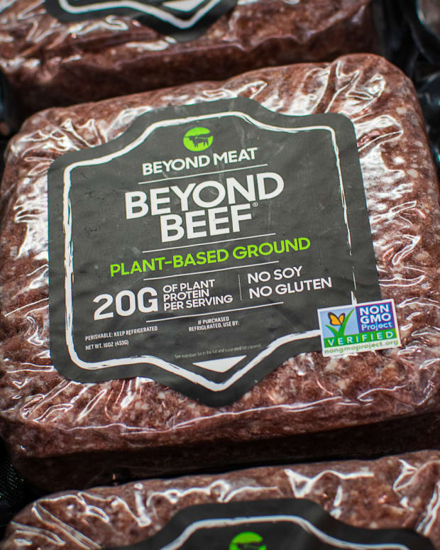 Beyond Meat Lead