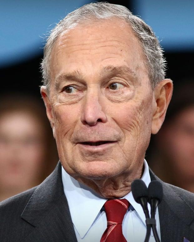 Mike Bloomberg Lead