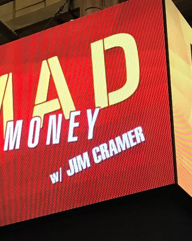 Mad Money Opening Bell Lead