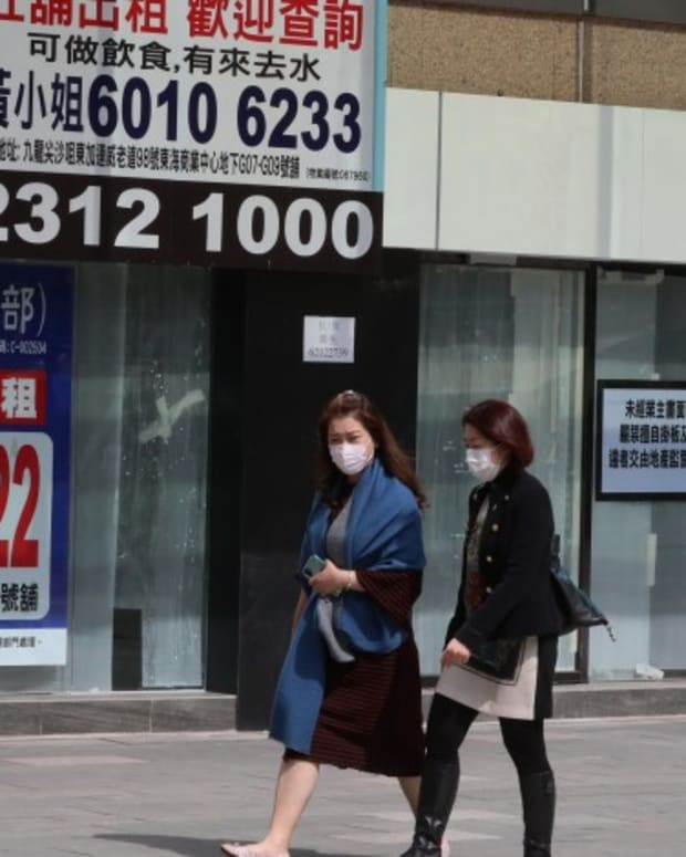 Coronavirus: From Gyms To Hair Salons, Many Hong Kong Small Business Owners Asking Where's The Financial Help?