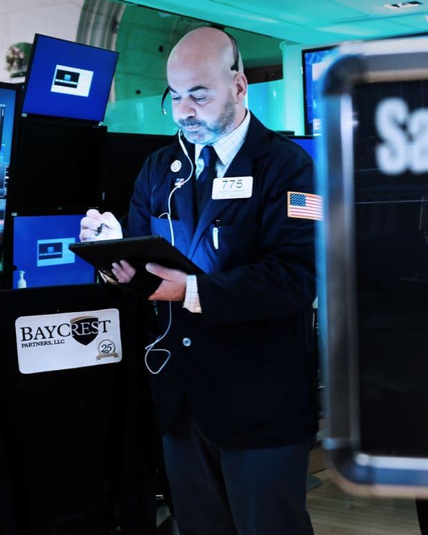 Stock Traders Coronavirus