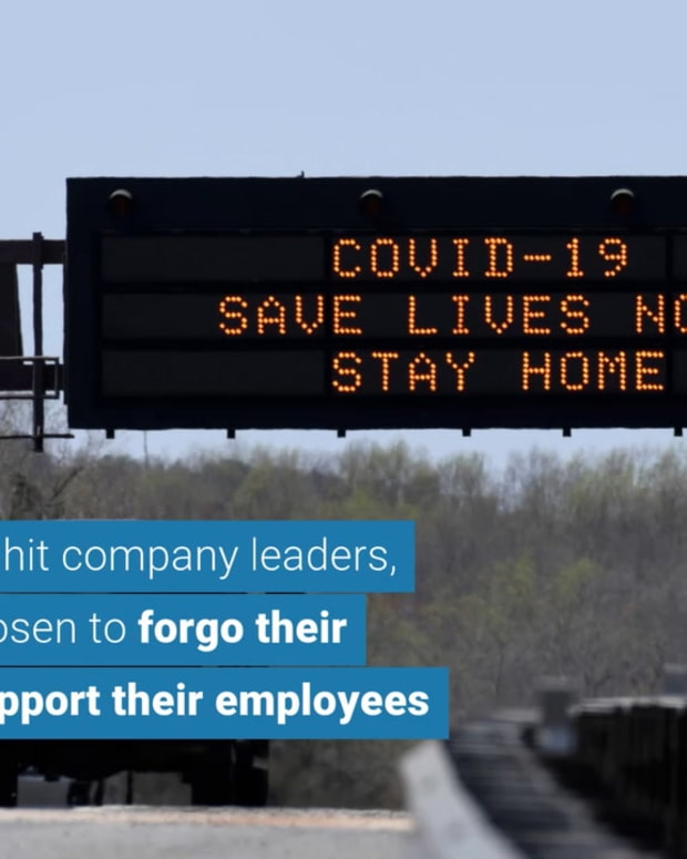 These CEOs are Forgoing Their Salaries to Help Employees During the Coronavirus Pandemic