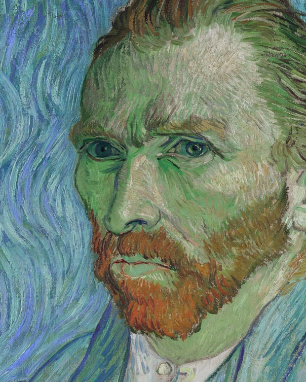 Vincent Van Gogh Lead