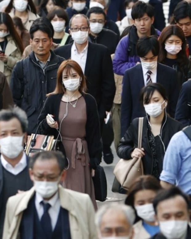 Asia-Pacific Markets Mixed As Coronavirus Infections Reach 1 Million And US Weekly Jobless Claims Hit 6.6 Million