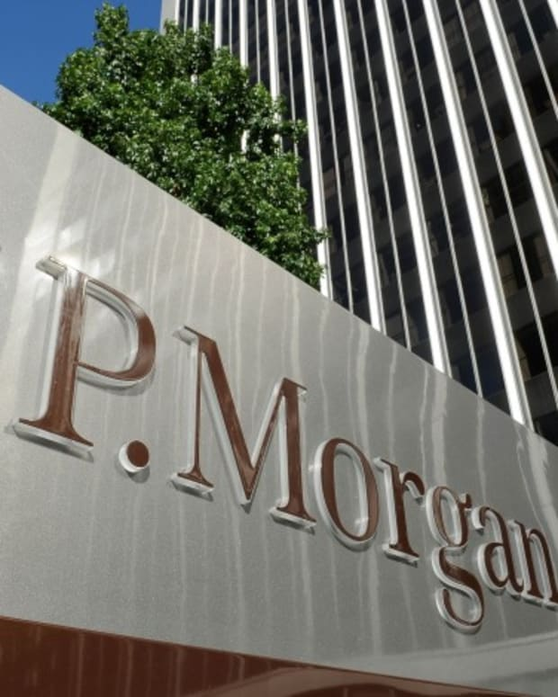 JPMorgan Reaches Agreement To Buy Out Chinese Partner's Stake In Mutual Fund Unit