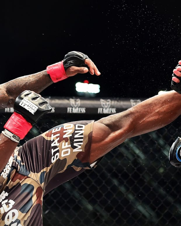 MMA Upstart Lead