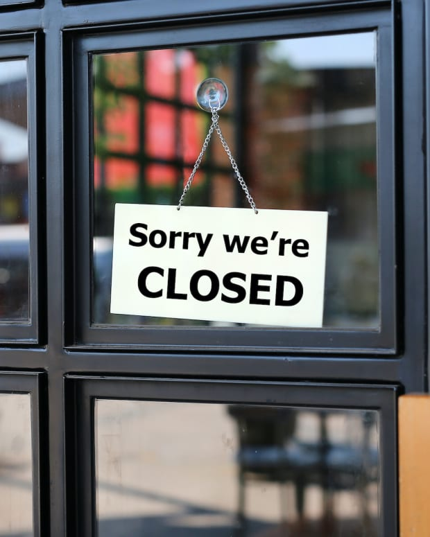 fea restaurant closed covid coronavirus