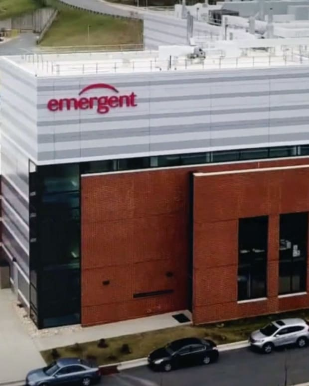 Emergent Biosolutions Lead