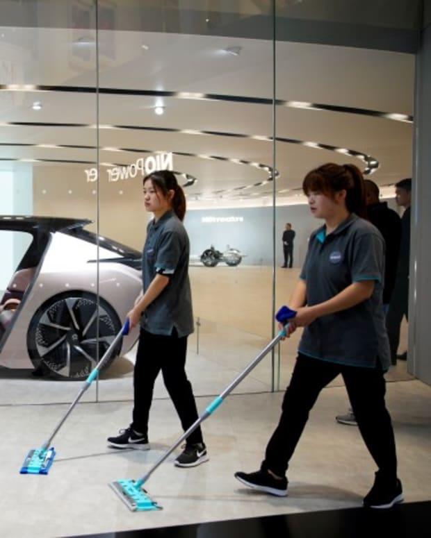 Cash-strapped Electric Carmaker NIO Obtains US$1 Billion Lifeline From Strategic Investors