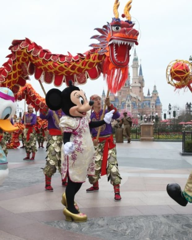 Disney Reopens Its Biggest Asia Resort At One-third Of Capacity As Shanghai Gets The Coronavirus Outbreak Under Control