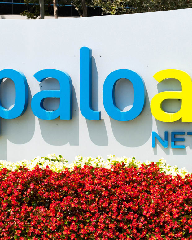 Palo Alto Networks Lead