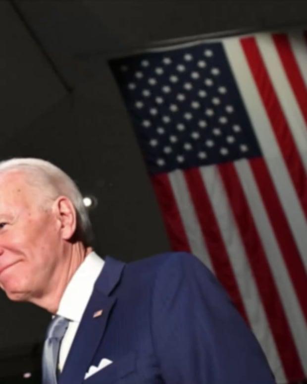 """Amazon Should Start Paying Taxes,' Biden Tells CNBC"