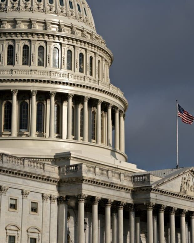 The US Capitol in Washington. Photo: Bloomberg