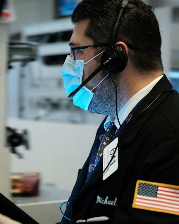 New York Stock Exchange Lead
