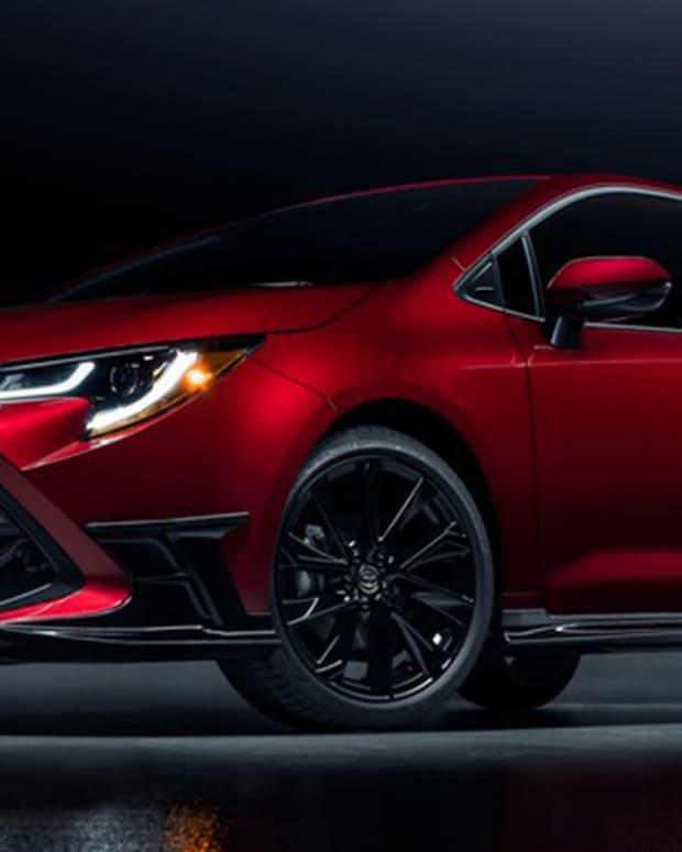 2021 Toyota Corolla Hatchback Lead
