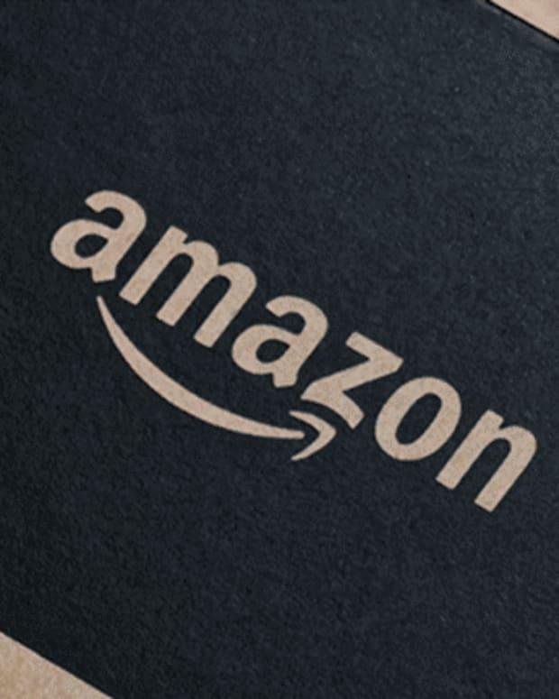 Image of Amazon cardboard box