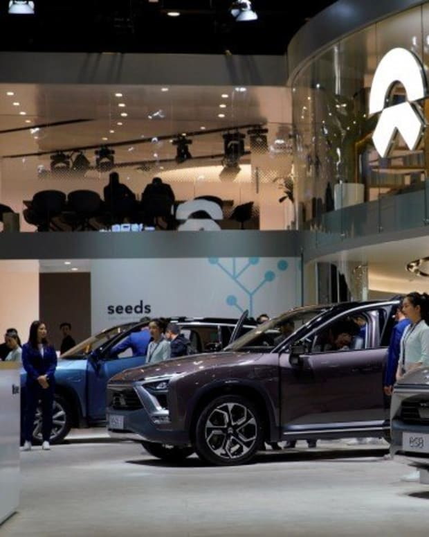 Loss-making Chinese Tesla Rival Nio Expands New American Depositary Shares Sale, Raises US$428 Million On Strong Demand