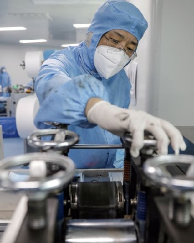 Coronavirus: Wheels Come Off China's Mask-making Gravy Train, As Low-end Manufacturers Count Their Losses