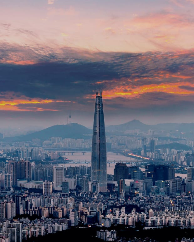 5 Lotte World Tower Seoul skorea sh