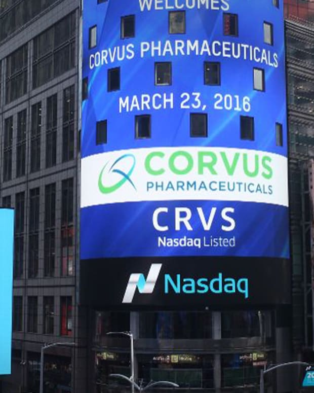 Corvus Pharmaceuticals Lead