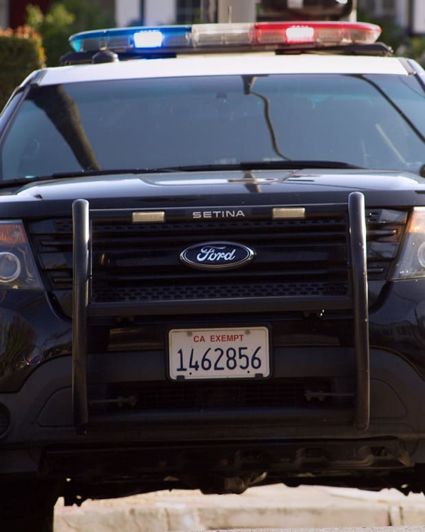 Ford Police Vehicles Lead