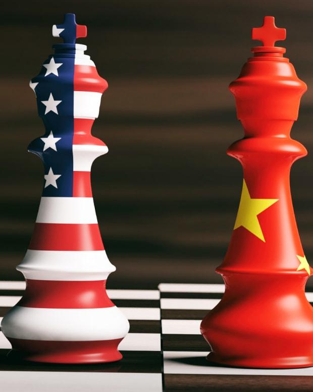 U.S. China Lead