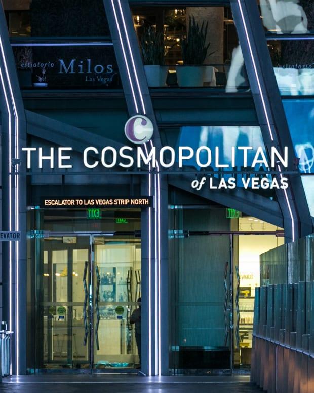Cosmopolitan Hotel Lead
