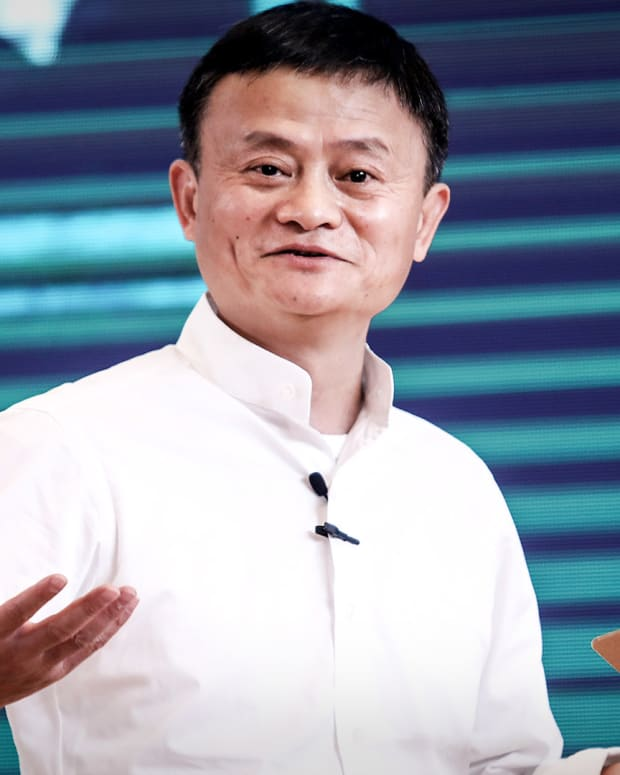 Jack Ma Lead