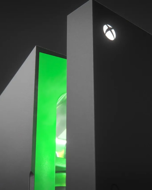 Xbox Mini Fridge Lead