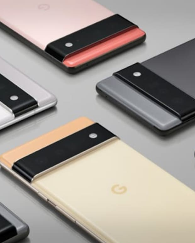 Pixel 6 and Pixel 6 Pro Lead