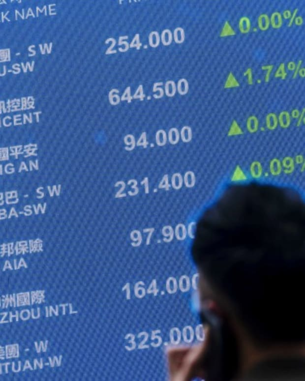 More Than 150 Hong Kong Stocks Halted From Trading, Most For Missing Earnings Deadline, In Test For Market Discipline