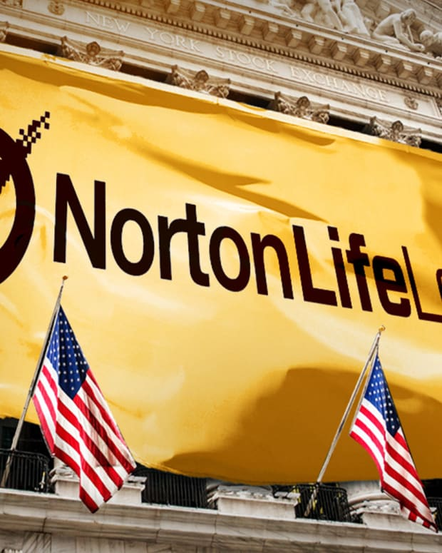 NortonLifeLock Lead
