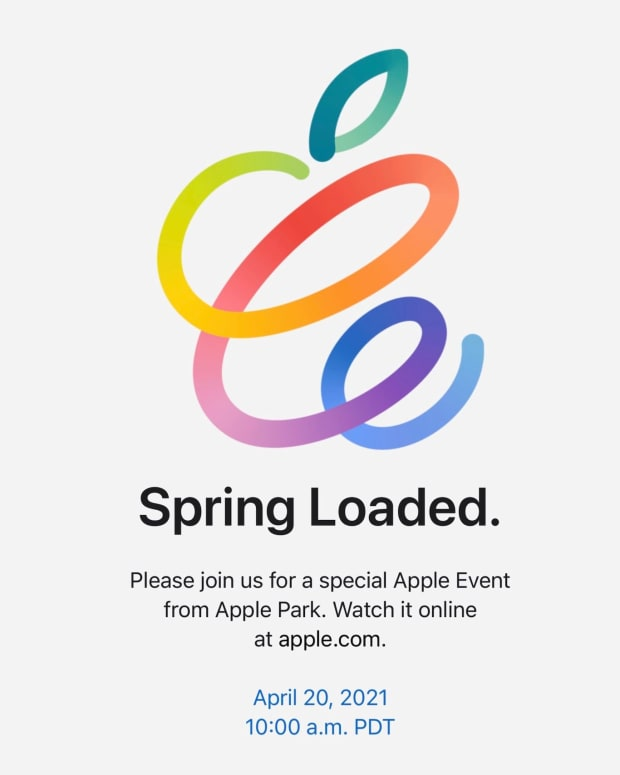 Apple Event: Spring Loaded.