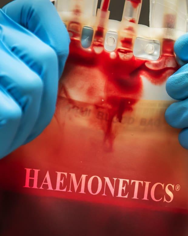 Haemonetics Lead