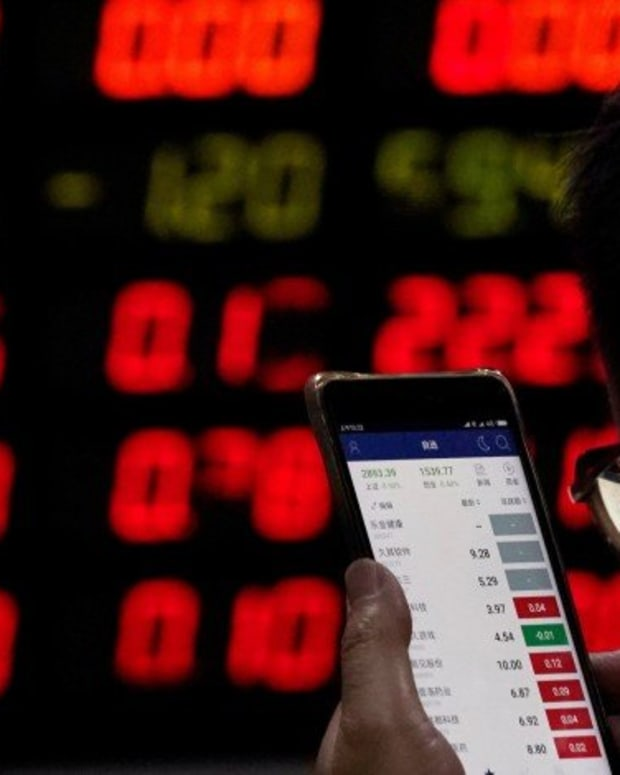 China Ready With 'precautionary Measures' To Stop Foreign Traders Causing Market Volatility, Regulator Says