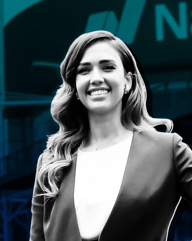 Jessica Alba Honest IPO Lead