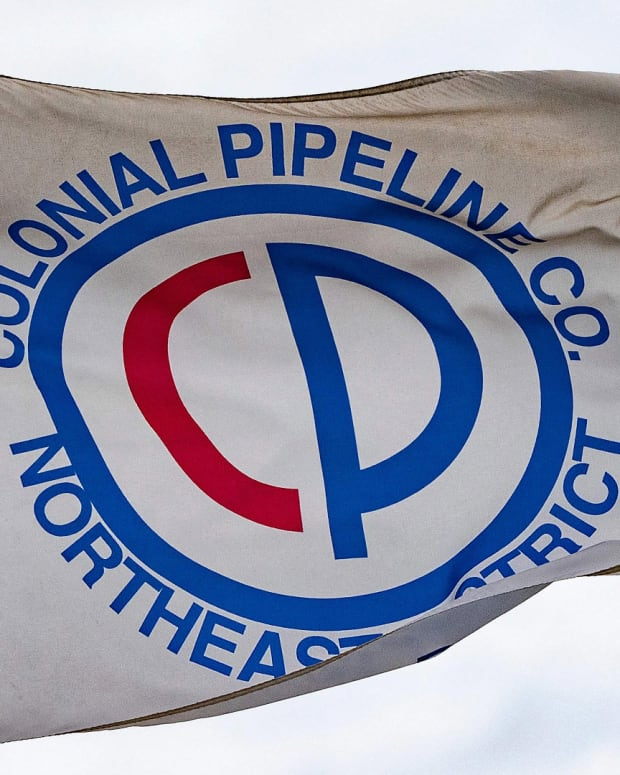 Colonial Pipeline Lead