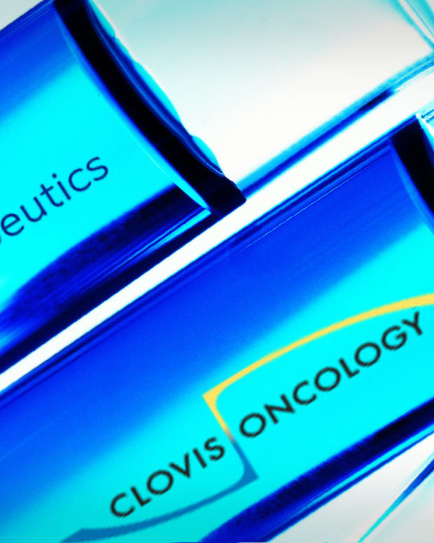 TG Therapeutics Clovis Oncology Lead