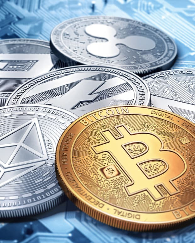 Cryptocurrency Coins_051321