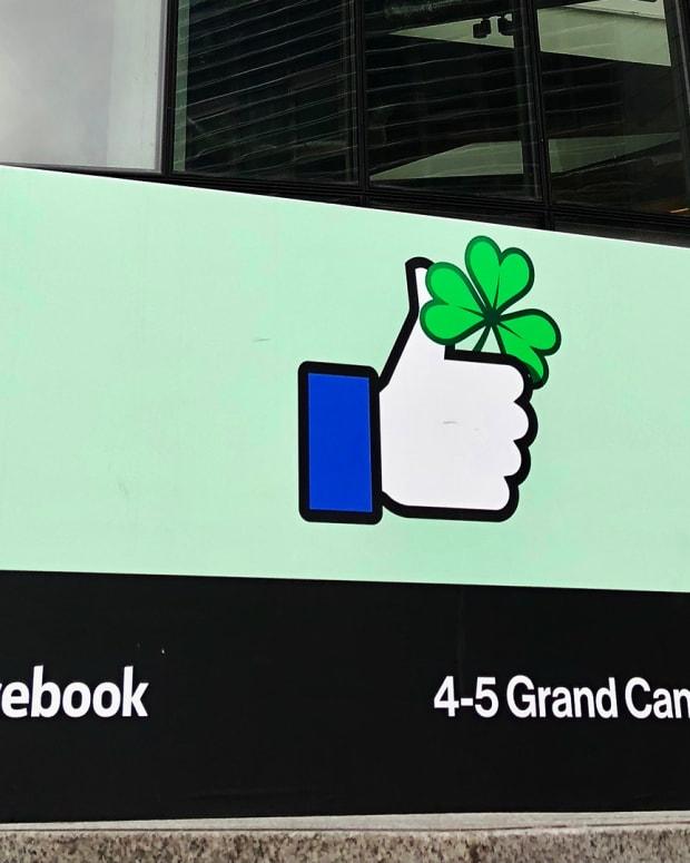 Facebook Ireland Lead