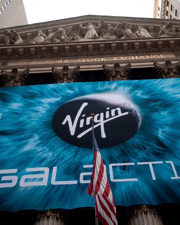 Virgin Galactic Lead