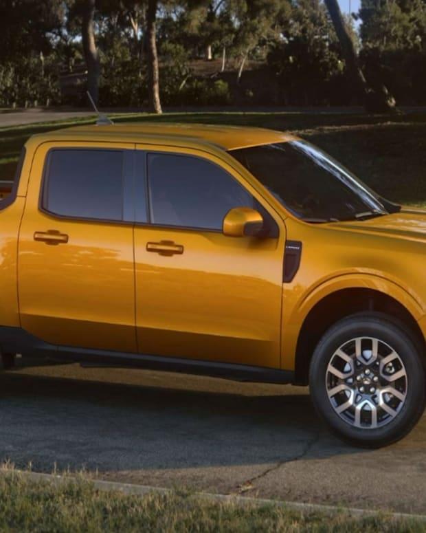 The New Ford Maverick