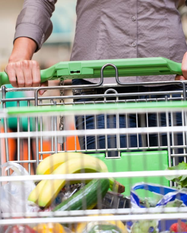 CPI Consumer Price Index Grocery Shopping Lead
