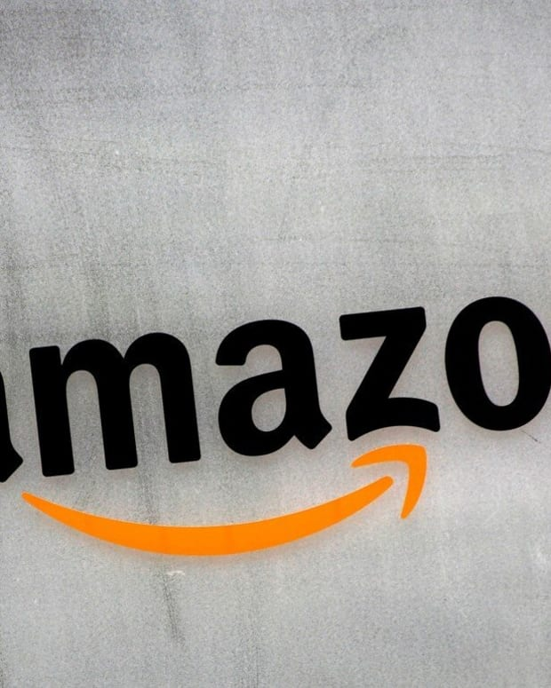Amazon.com's logo is seen at Amazon Japan's office building in Tokyo, Japan. Photo: Reuters